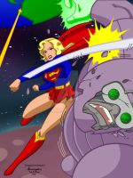 Supergirl16a by Rogelioroman by THE-Darcsyde