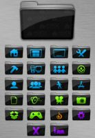 Unibody Icons by sntxdesign