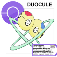 Duocule by Cerulebell