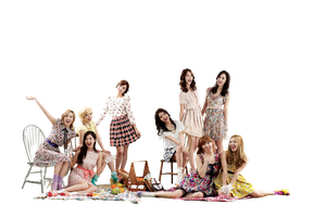 [Render] SNSD by tombiheo