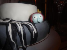 Fondant Sally by Kate078