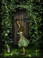 Secret door... by moonchild-ljilja