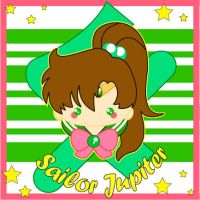 Chibi Sailor Jupiter by MidniteHearts