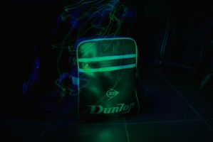 Painting with light Dunlop bag by Ljtigerlily