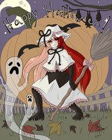 Halloween 2012 by forgottencake