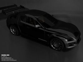 Mazda RX8 by ryan-mahendra