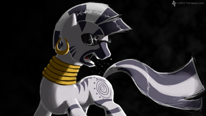 Zecora Rapper by Tetrapony