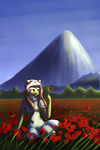 COM: Field of scarlet poison by Silena-Chaos