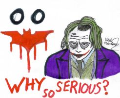 Why So Serious? by SekerAsar