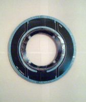 Tron Legacy Identity Disc Papercraft +DOWNLOAD by svanced