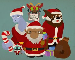 Merry Christmas 2011 by Filecreation