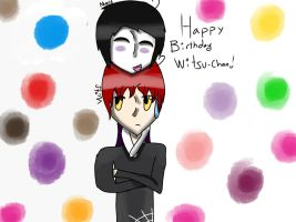 Happy birthday  Wits by The-Insane-Puppeteer