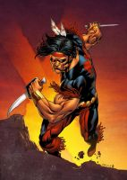 Warpath by spidermanfan2099