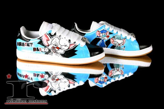 Customs Brainy Bling by Barrongraphics