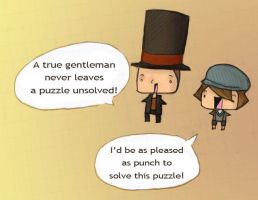 LAYTON by girl-of-fire