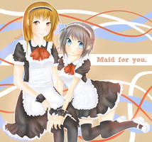 maid for you. by Fapel