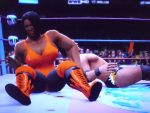 Black Venus package piledrives Roderick Strong 14 by fzero64