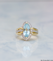 My Blue Engagement Ring by morrigan-erinyes
