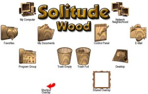 Solitude - Wood XP by jamest