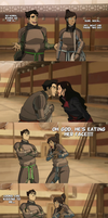 Legend of Korra - Unsocial Korra by yourparodies