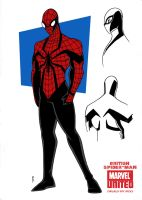 UK Spiderman by TheBoo