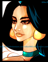 Disney:Jasmine by kika1983