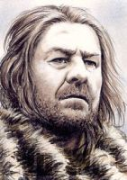 Sean Bean mini-portrait by whu-wei