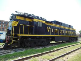 Virginian Electric 135 by rlkitterman