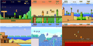 Screenshots of SMB: Odyssey - Part 1 by smbmaster99