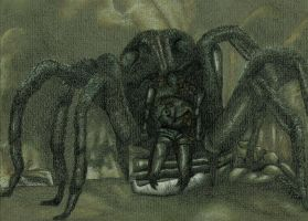 Shelob by LadyGray01