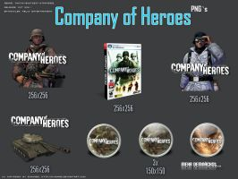 Company of Heroes by 3xhumed