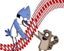 Regular Show - OOOHHH by AJMSTUDIOS