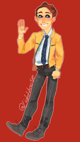Dirk Gently by lighthous