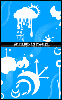 GKgfx Vector Brush Pack v4.0 by GKgfx