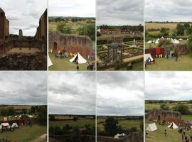 Kenilworth Castle 8 by Tasastock