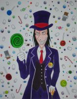 The Candy Man by Gaarathehated
