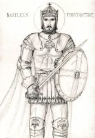 Constantine XI by dashinvaine