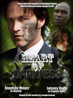 Heart of Darkness Movie Poster by Snowythorn