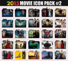 2015 Movie Folder Icon Pack 2 by sonerbyzt