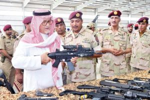 Special operations weapons by saudi6666