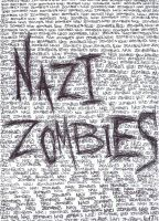 Nazi Zombies by AwesomeLemon