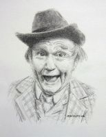 Red Skelton by spudsy2