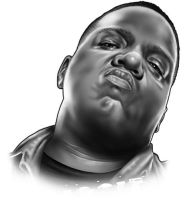 BIGGIE by BLAIZEMAN