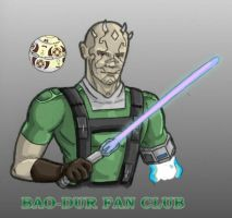 Bao-Dur Fan Club by DarthFar