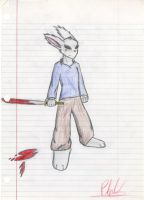 Bunnykill: Snowball by cloud140