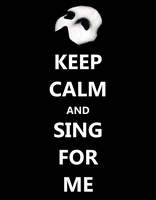 Keep Calm And Sing For Me by Creepyland