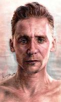 Tom Hiddleston by AnnieLouise55