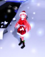 MoTME - Christmas Girl by sincerus113