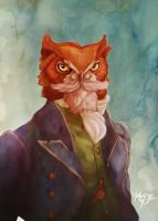 Reginald P. Hootsweete by AnthonyWall