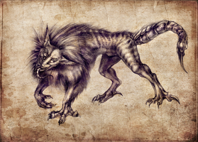 Manticore by NIARKAN